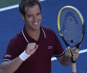 Gasquet vuelve al 'Top 10' en la semana de la Copa Davis