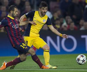 Atlético-Barcelona, choque de estilos argentinos