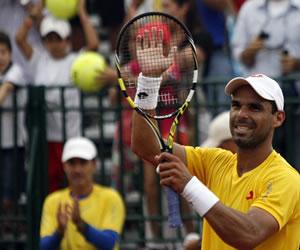 Colombia se medirá ante Canadá en la Copa Davis