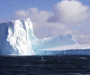 El año en que se hundió el Titanic no hubo un número excepcional de icebergs