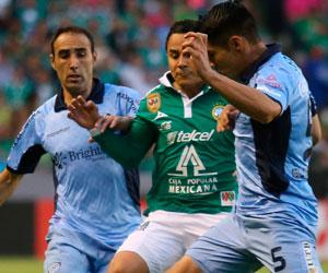 Bolívar da un firme paso a cuartos tras empatar con León en México