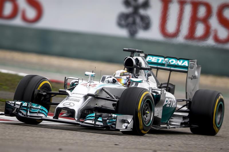 Hamilton se coronó campeón del Gran Premio de China