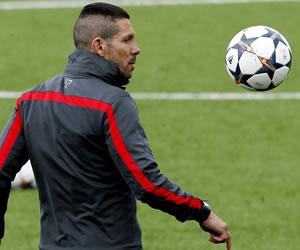 Simeone interesa al Mónaco para reemplazar a Rainieri, según prensa