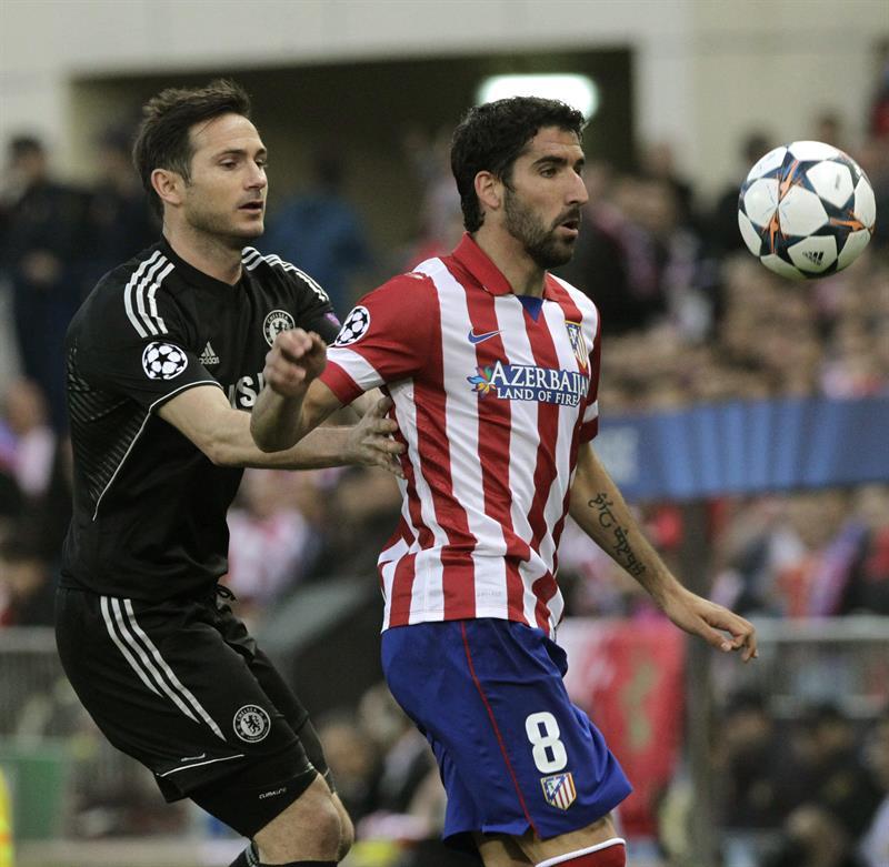 Las imágenes del empate entre Atlético y Chelsea en Madrid