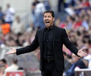 Atlético de Simeone, un finalista infalible para una 'final' en el Camp Nou