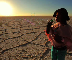 Video 'Bolivia te espera' ganó primer lugar de publicidad turística en Portugal