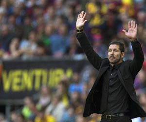 Simeone: 'Ha sido una temporada extraordinaria'