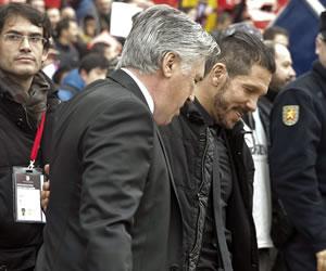 Simeone, el señor de las finales, reta a Ancelotti que busca su quinto título