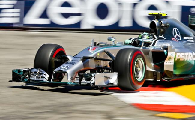 Rosberg se impone a Hamilton con polémica y busca segunda victoria en Mónaco