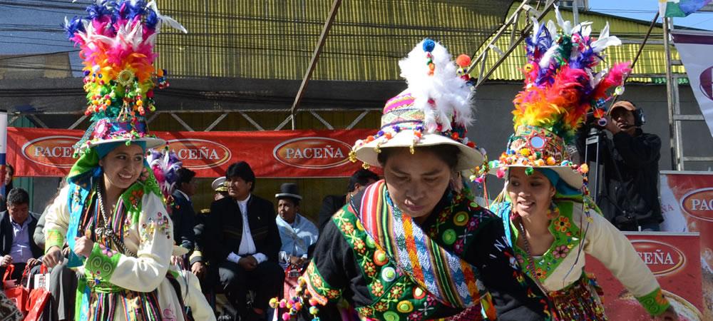 """""""El Gran Porder forma parte del sello de distinción de Bolivia"""""""