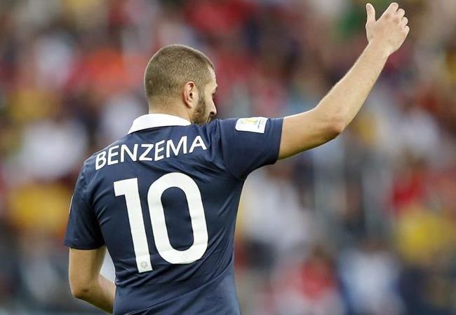 Honduras sucumbió ante el brillo de Benzema