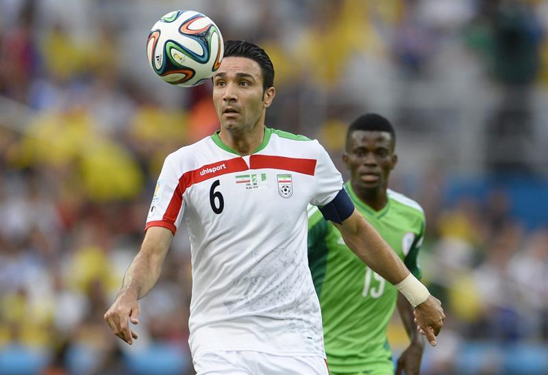 Las selecciones de Irán y Nigeria empataron hoy sin goles en un partido soso jugado en el estadio Arena da Baixada, de Curitiba. EFE