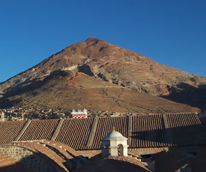 Misión de la Unesco verificará magnitud de daños en Cerro Rico de Potosí