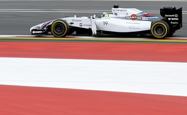 Los Williams dan la sorpresa y rompen el monopolio de Mercedes en las 'poles'