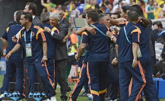 Colombia busca la excelencia y Japón la clasificación. Foto: EFE