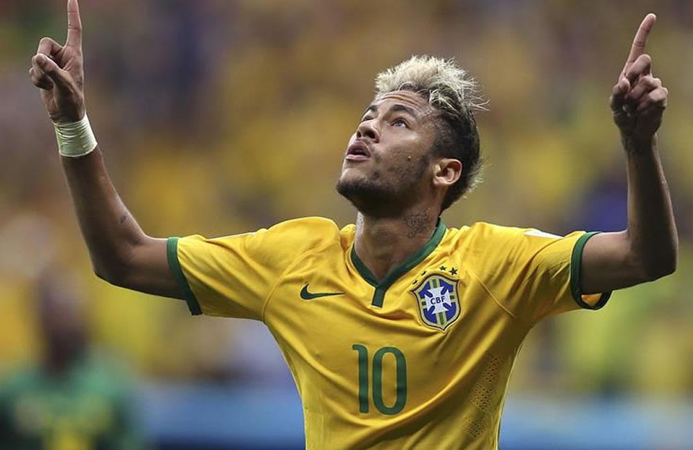 Neymar lleva a octavos a un Brasil que golea pero sigue sin convencer