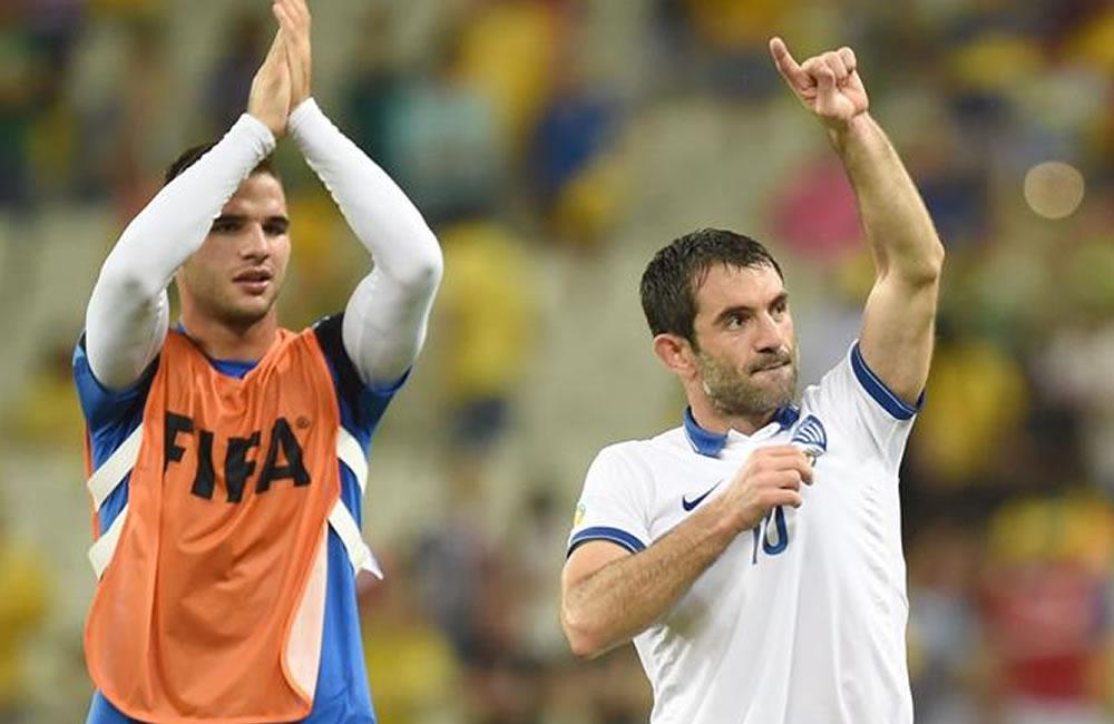 Grecia saca una clasificación que tenía en la mano Costa de Marfil