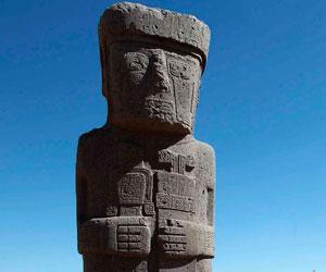 Activan plan para preservar las deterioradas ruinas de Tiwanaku