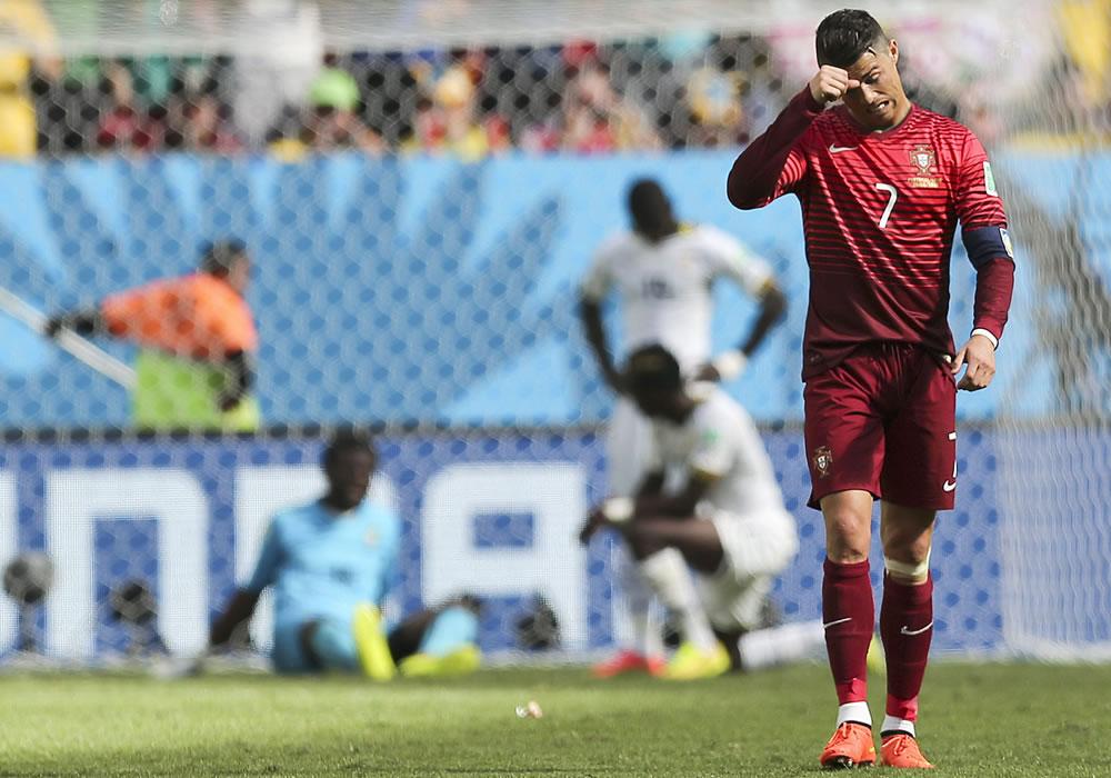 Portugal y CR7 se despiden del Mundial con un triunfo que no sabe a nada