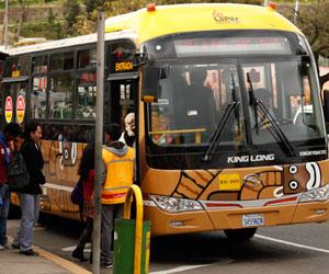 En cuatro meses el PumaKatari transportó 2.4 millones de pasajeros