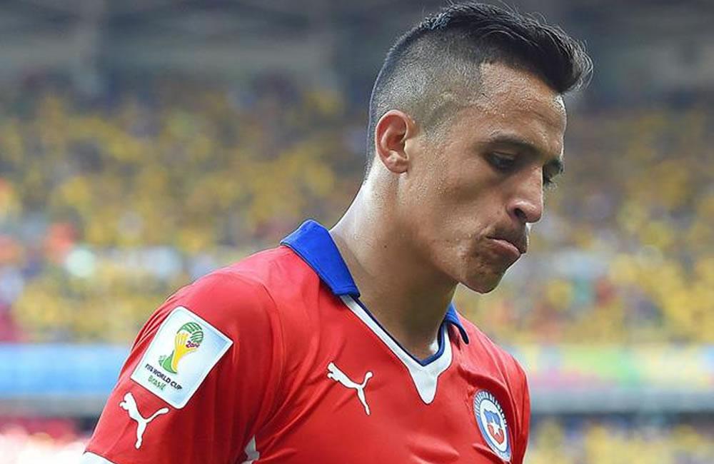 La derrota más cruel de la 'generación de oro' de Chile. Foto: EFE