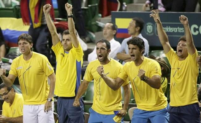 Canadá disputará la eliminatoria de la Copa Davis contra Colombia en Halifax
