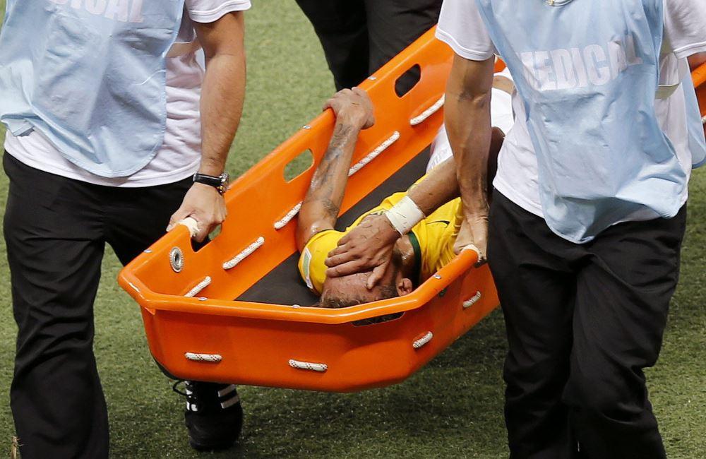 Neymar no necesitará ser operado. Foto: EFE.