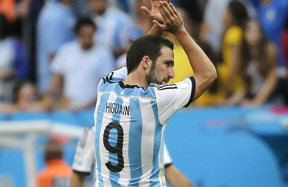 Higuaín lleva a Argentina a su primera semifinal desde Italia'90