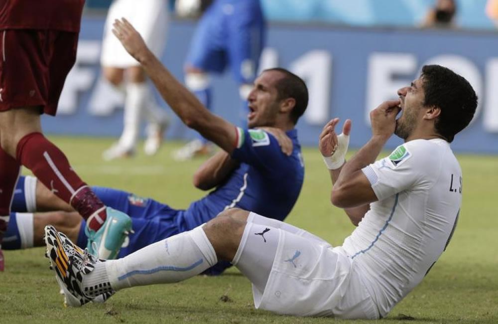 La FIFA rechaza apelación contra la sanción del uruguayo Suárez. Foto: EFE