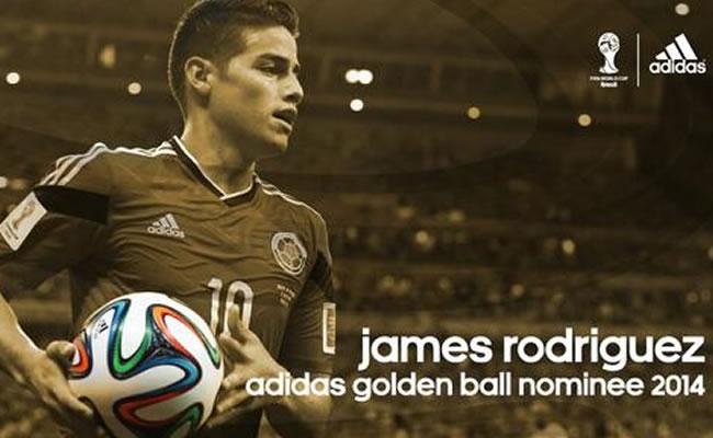 4 Alemanes, 3 argentinos, James, Robben y Neymar, candidatos al Balón de Oro. Foto Twitter.com