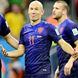 Galería de la goleada de Holanda a Brasil en el partido por el tercer lugar