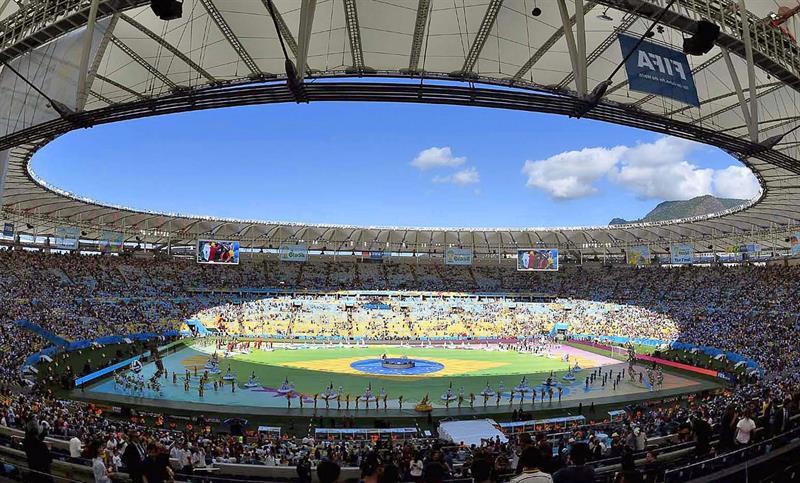 Así se vivió la clausura del Mundial Brasil 2014