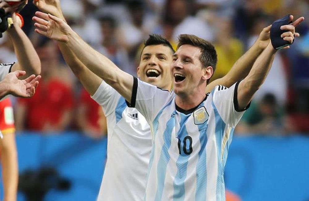 """Puyol: """"Alemania merece el título pero voy a con Leo y Masche"""". EFE"""