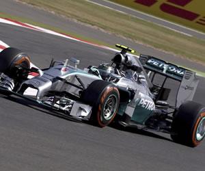 Rosberg intentará contener a Hamilton en Hockenheim