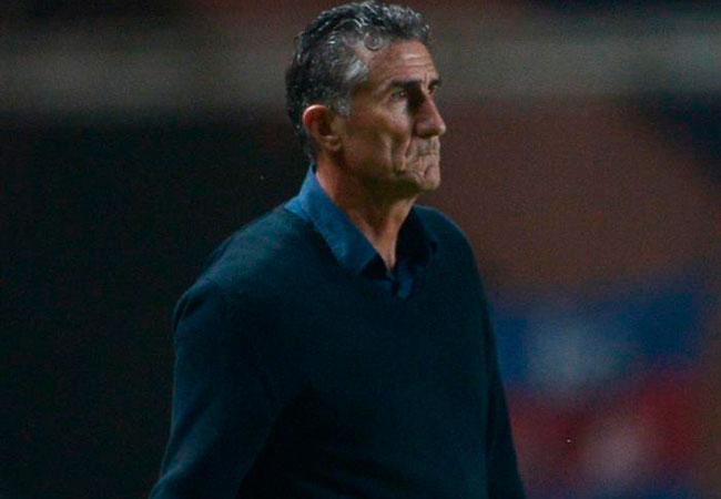 Edgardo Bauza, entrenador de San Lorenzo. EFE/Archivo