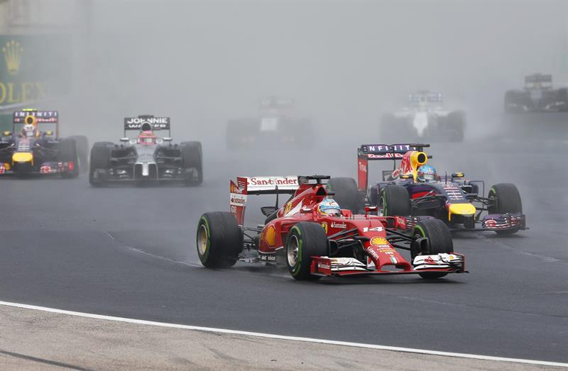 Así fue el Gran Premio de Hungría en la F1