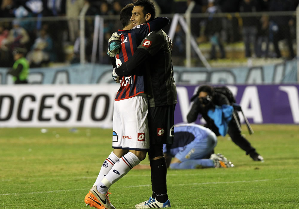 San Lorenzo elimina a Bolívar y alcanza su primera final de Libertadores
