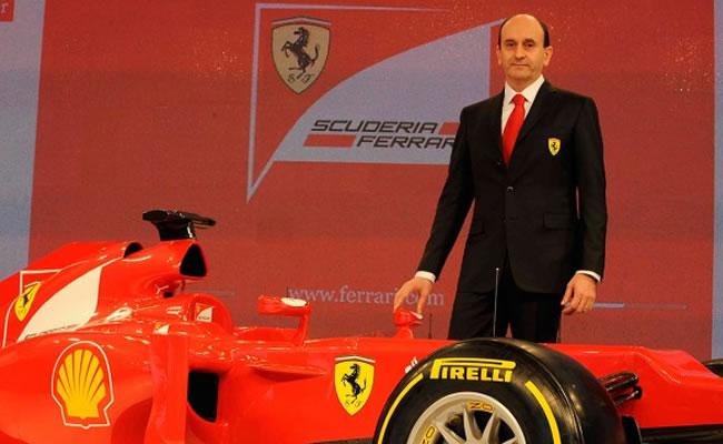 Ferrari anuncia la salida de Marmorini, responsable de Motor y Electrónica