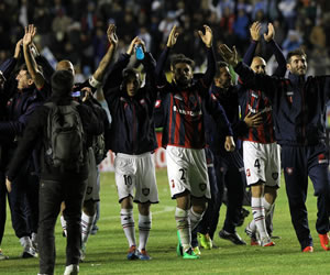 Un sueño histórico inician el Nacional paraguayo y San Lorenzo