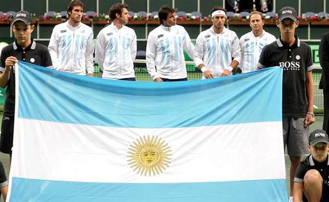 Israel no será local en repesca Copa Davis ante Argentina por conflicto Gaza