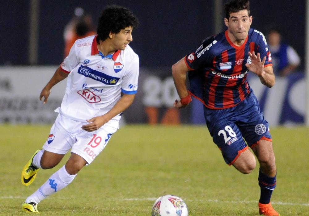 San Lorenzo y Nacional definen el campeón inédito de la Copa Libertadores. EFE