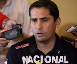 Ignacio Don, el arquero argentino que prefiere ser paraguayo
