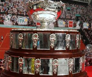Tallin será sede de la eliminatoria de la Copa Davis entre Ucrania y Bélgica