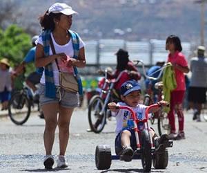 Policía restringirá circulación de motorizados el Día del Peatón