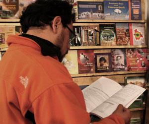 El 47% de los bolivianos nunca o casi nunca lee