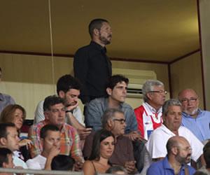 Simeone, 100 victorias como entrenador del Atlético