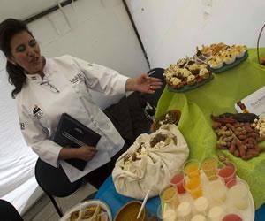"""La """"Paleta de Sabores"""", una pizca de la riqueza gastronómica de Bolivia"""