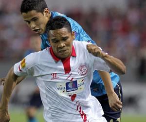Sevilla busca en Rijeka su segunda victoria y el Villarreal la primera