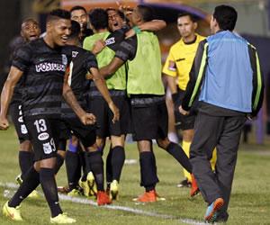 Atlético Nacional y Vitória en primer mano a mano por octavos de Sudamericana