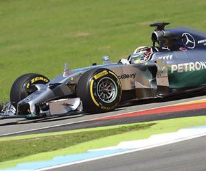 Hamilton entra líder en Suzuka, donde Alonso luchará por el podio